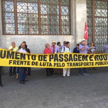 Frente de Luta convoca ato contra reajuste das passagens na Região Metropolitana