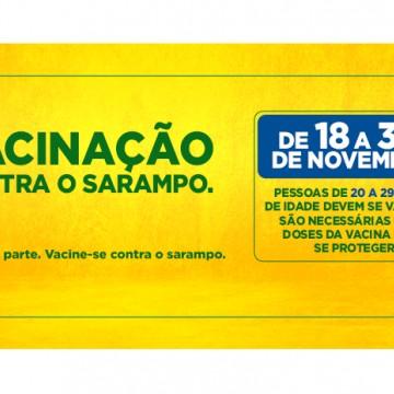 Número de casos de Sarampo em Pernambuco sobe de 90 para 127