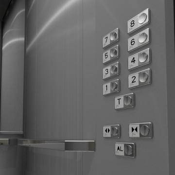 Lei proíbe que crianças menores de 12 anos andem sozinhas em elevadores em PE