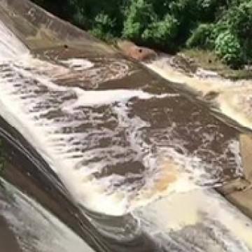 Situação da barragem de Inhumas preocupa moradores de Palmeirina