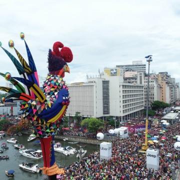 Galo da Madrugada vai desfilar em São Paulo