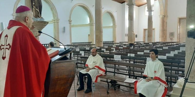As atividades acontecerão de 06 à14 de marçocom transmissão por internet, sem a presença dos fiéis