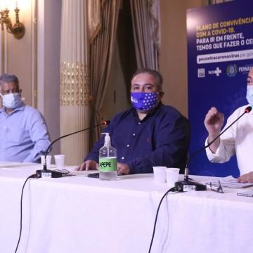 Recife está em processo de queda nos indicadores da Covid-19 há quatro meses, diz Jailson Correia