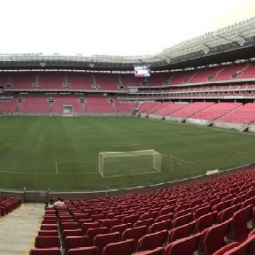 CBF confirma Arena de Pernambuco como palco da estreia do Brasil nas eliminatórias