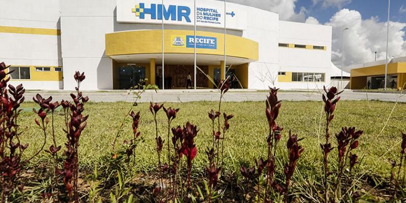 HMR celebra cinco anos de atividades e um currículo reconhecido como a unidade que realiza a maior quantidade de partos em mulheres recifenses