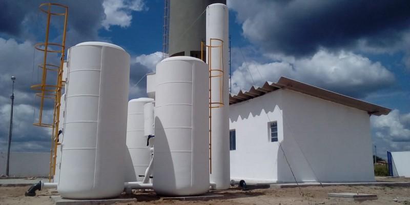 O Sistema de Conceição das Crioulas recebeu um investimento de R$ 5 milhões, por meio de  parceria entre o Governo do Estado e o Ministério da Integração Nacional