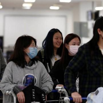 Empresas são obrigadas a cancelar ou adiar viagens para China