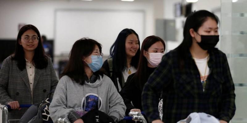 O Ministério da Saúde do Brasil, desaconselha idas à China, epicentro da doença