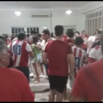 Procon-PE autua Clube Náutico Capibaribe por promover aglomeração na festa de comemoração do título do pernambucano
