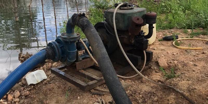 Clebel Cordeiro é suspeito de roubar água da Transposição do Rio São Francisco