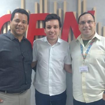 Panorama CBN traz como convidado o Pré-candidato à Prefeitura de Caruaru, Raffiê Dellon