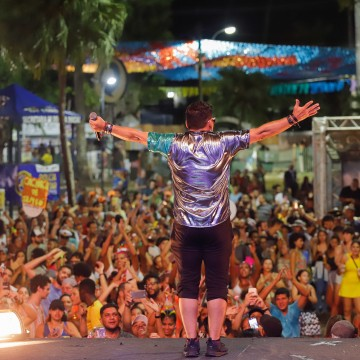 Lenine e Nação Zumbi fecham o Carnaval de Olinda
