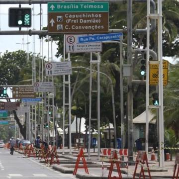 Pernambuco tem índice de isolamento de 52,24%