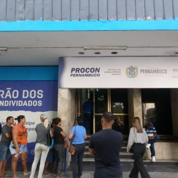 Mutirão de superendividados começa no Recife