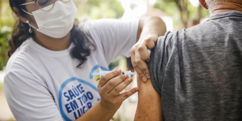 Segundo a prefeitura do Recife foram aplicadas mais de 30 mil doses do imunizante