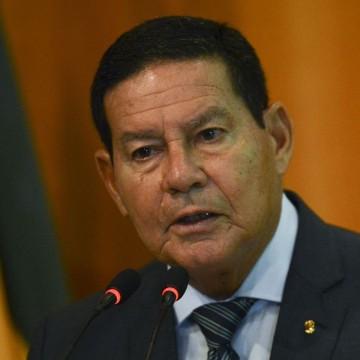 Mourão diz que desmatamento foi além do aceitável na região amazônica