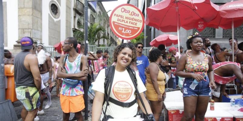 A estimativa de faturamento no carnaval deste ano deverá ser de cerca de R$ 8 bilhões, 1% a mais em relação ao ano passado
