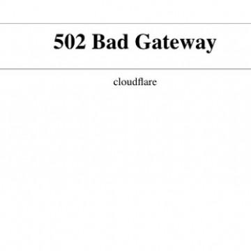 Instabilidade no Cloudflare deixa vários sites fora do ar