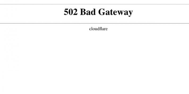 O problema foi registrado por volta das 10h50 desta terça e afetou páginas como Canva, Udemy e Discord