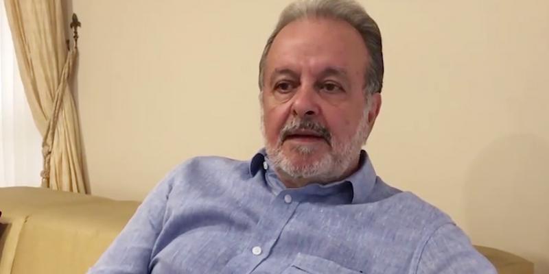 Ex-governador comenta sobre gestão da pandemia, situação econômica e cenário político
