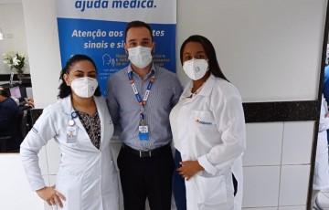 Vacinas contra Covid-19 chegam para profissionais da linha de frente do Sistema Hapvida em Pernambuco