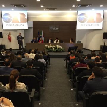 Perspectivas para as eleições 2020 são discutidas durante seminário no Recife