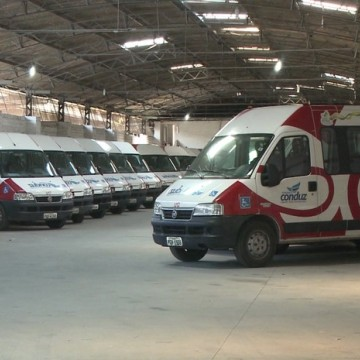 Samu Recife recebe reforço de ambulâncias para atender a população