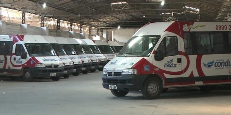 11 ambulâncias novas foram entregues para atendimentos simples ou ocorrências graves