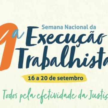 Pernambuco participa da semana nacional da Execução Trabalhista