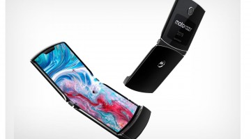 Você já viu o novo Motorola Razr V3?