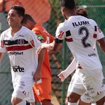 Santa se classifica para semifinal da Copa Pernambuco