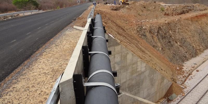 A fase de testes do sistema que vai aumentar em 78% a oferta de água para essa região foi iniciada na semana passada pela Compesa