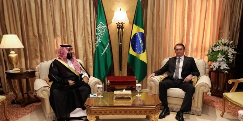 Doutor em ciência política aborda as medidas estabelecidas na viagem de Bolsonaro aos países orientais