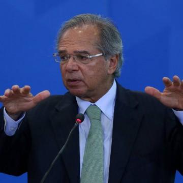 Paulo Guedes, anuncia conjunto de medidas para a economia