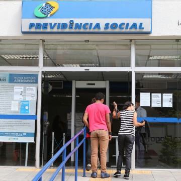 Projeto do INSS disponibiliza urnas nas agências para a entrega de documentações