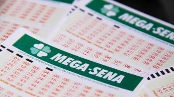 Mega-Sena acumula e deve pagar R$ 14 milhões