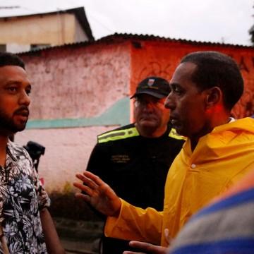 Após vistoria em Olinda a prefeitura espera agilidade nos recursos para ajudar aos desabrigados