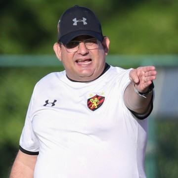 De olho no jogo contra a  Ponte Preta, Guto Ferreira prioriza recuperação física do elenco do Sport