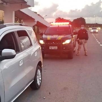 Três homens são detidos com carros roubados na Região Metropolitana do Recife