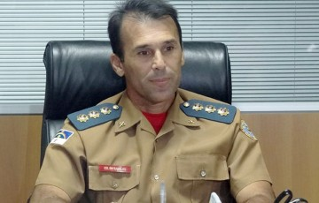 Corpo de Bombeiros de Pernambuco tem novo comandante
