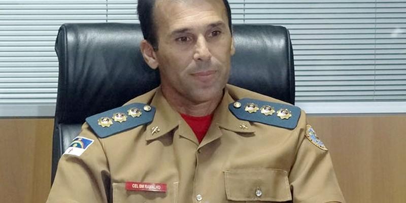 Coronel Rogério Coutinho substitui o coronel Manoel Cunha