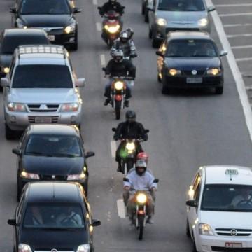 Samu registra aumento de acidentes com motos na volta das atividades econômicas