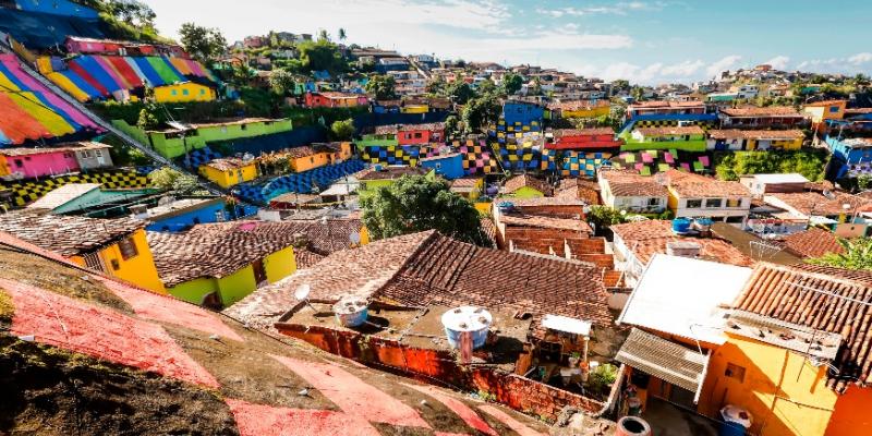 A ação será executada pelos 60embaixadores do 'Mais Vida nos Morros', que são moradores que transformaram suas próprias comunidades