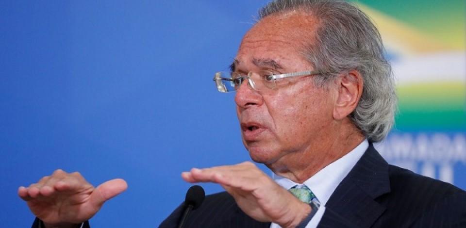 Guedes diz que economia do país se recupera em