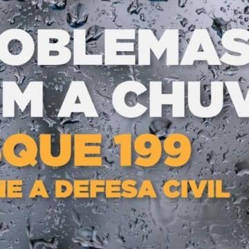 Defesa Civil de Caruaru pede atenção da população ribeirinha