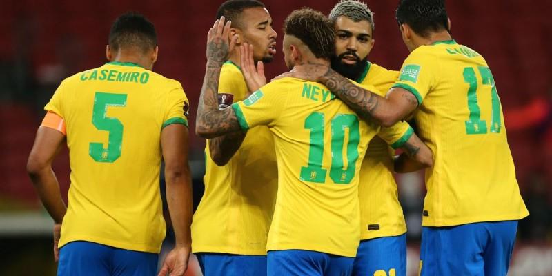 Seleção abre quatro pontos para Argentina e oito para o sexto colocado