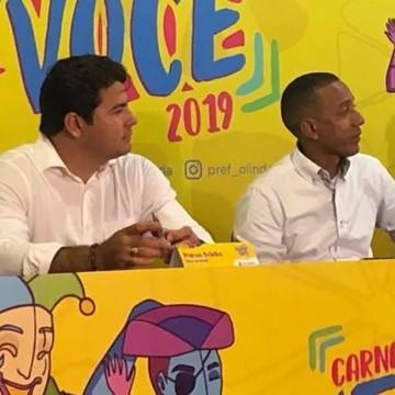 Vice-prefeito de Olinda é vítima de sequestro relâmpago