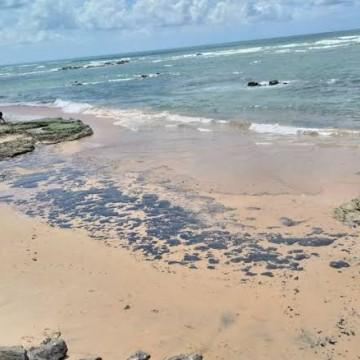 Mancha de óleo gigante a 54 km da costa da Bahia pode explicar origem do vazamento