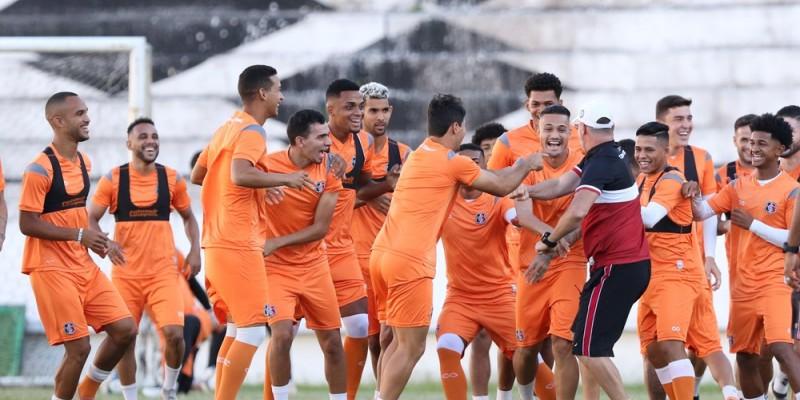 Tricolor precisa da vitória para seguir sonhando na Série C