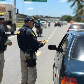 Feriado: rodovias de Pernambuco recebem reforço nas fiscalizações